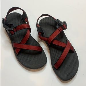 Chaco Z cloud Red size 8
